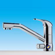 Aeon Chrome Dual Flow Faucet AF T2